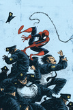 Marvel Adventures Spider-Man No.55 Cover: Spider-Man Posters by Skottie Young