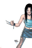 X-23 No.1 Cover: X-23 Prints by Billy Tan