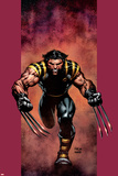 Ultimate X-Men No.41 Cover: Wolverine Print by David Finch