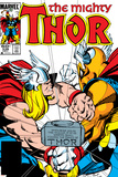 Beta Ray Bill: Godhunter No.2 : The Mighty Thor Cover: Thor Affiche par Walt Simonson