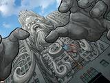 WWH Aftersmash: Damage Control No.3: Hulk Plakater av John Romita Sr.