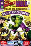 Tales to Astonish No.75 Cover: Hulk Print by Vince Colletta
