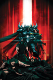 X-Force No.14 Cover: Stryfe, Summers and Hope Print by Kaare Andrews