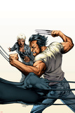 Ultimate X-Men No.67 Cover: Wolverine and Storm Posters by Tom Raney