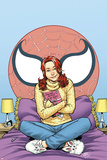 Spider-Man Loves Mary Jane Season 2 No.5 Cover Prints by Terry Moore