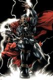 Mico Suayan - Thor No.607 Cover: Thor Plakáty