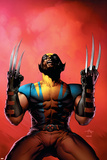 Astonishing X-Men No.1 Cover: Wolverine Posters