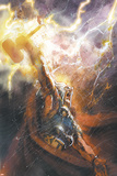 Thor No.75 Cover: Thor Prints
