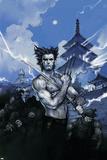 Wolverine: Soultaker No.2 Cover: Wolverine Prints