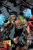 Weapon X No.16 Cover: Logan and Wolverine Photo by Georges Jeanty