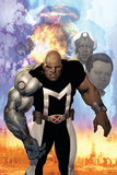 X-Men: The Times And Life Of Lucas Bishop No.1 Cover: Bishop Posters by Ariel Olivetti