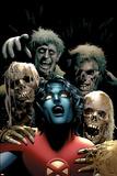 Nightcrawler 6 Cover: Nightcrawler Posters by Greg Land