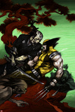 Wolverine: Soultaker No.3 Cover: Zombie and Wolverine Prints