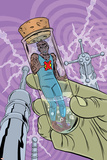 X-Statix No.19 Cover: Vivisector Posters by Michael Allred