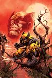 Wolverine: Killing Made Simple No.1 Cover: Wolverine Billeder af Stephen Segovia