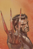 Wolverine Weapon X No.1 Cover: Wolverine Posters por Ron Garney