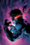 New X-Men No.152 Cover: Nightcrawler Posters by Marc Silvestri