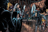 X-Men: Age of Apocalypse No.4 Group: Storm and Husk Posters by Chris Bachalo