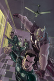 X-Factor No.4 Cover: Madrox and Strong Guy Poster by Ryan Sook