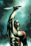 Drax The Destroyer No.4 Cover: Drax The Destroyer Prints by Mitchell Breitweiser
