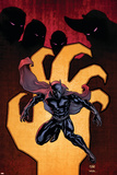 Black Panther No.3 Cover: Black Panther Posters by John Romita Jr.