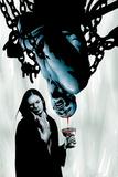 Clayton Henry - X-Men Apocalypse Vs. Dracula No.3 Cover: Dracula and Apocalypse Obrazy