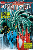 The Spectacular Spider-Man Speci Cover: Lizard Prints by Joe St. Pierre