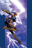 Ultimate X-Men No.42 Cover: Storm Photo by David Finch