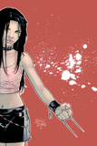X-23 No.1 Cover: X-23 Posters by Billy Tan