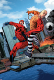 Avengers Academy No.7: Giant Man Fighting Prints by Mike McKone