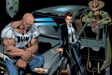 The Official Handbook Of The Marvel Universe: Ultimate Marvel Universe Group: Fancy Dan Prints by Mark Bagley