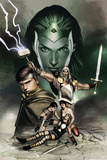 Thor Son of Asgard No.6 Cover: Thor Poster