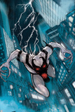 The Amazing Spider-Man Presents: Anti-Venom - New Ways to Live No.1 Cover: Anti-Venom Posters