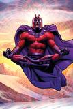 Uncanny X-Men No.521 Cover: Magneto Plakat af Greg Land