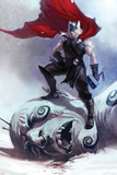 Thor: Ages Of Thunder No.1 Cover: Thor Poster