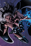 X-Men: Worlds Apart No.3 Cover: Storm Plakaty autor Mike Deodato