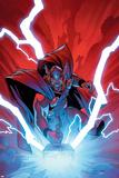 Thor No.9 Cover: Thor Affiches par Olivier Coipel