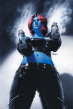 Mystique No.19 Cover: Mystique Prints
