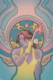 Exiles No.2 Cover: Blink Plakaty autor J.D. Cuban