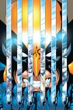 Exiles No.3 Cover: Wolverine Posters par Mike McKone