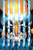 Mike McKone - Exiles No.3 Cover: Wolverine Plakát