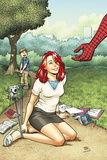 Spider-Man Loves Mary Jane Season 2 No.2 Cover Print by Adrian Alphona