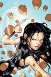 X-23 No.4 Cover: X-23 Prints by Billy Tan