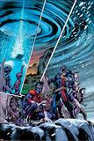 Alan Davis - Uncanny X-Men No.458 Group: Nightcrawler Obrazy