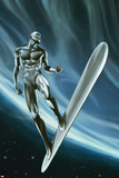 Silver Surfer No.8 Cover: Silver Surfer Posters