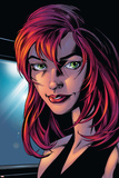 Ultimate Spider-Man No.78 Headshot: Mary Jane Watson Prints by Mark Bagley