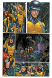X-Men: First Class No.2 Headshot: Cyclops Prints by Roger Cruz