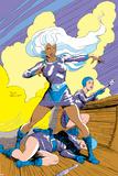 Classic X-Men No.22 Cover: Storm Poster by John Bolton