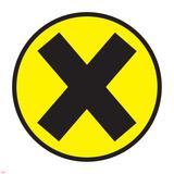 Logo: X-Men Print