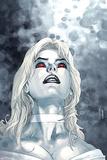 X-Men No.167 Cover: Emma Frost Posters af Salvador Larroca